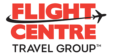 Logo for FLIGHT CENTRE
