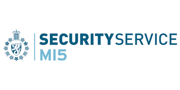 Logo for MI5 THE SECURITY SERVICE