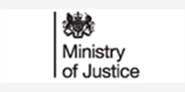 Logo for MINISTRY OF JUSTICE